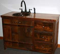 Image Of Country Bathroom Vanities Ideas
