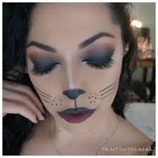 Carli Bybel Halloween 2015 by Kitty Cat Halloween Make Up Beautywithsahar