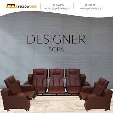 100 Designers Sofas Give Your Office Room A Lavish Look With Designer Sofa