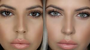 Halloween Contacts No Prescription Needed by Best 25 Colored Contacts Ideas On Pinterest Colored Eye