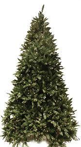 Good Tidings 75Ft Douglas Fir Artificial Prelit Christmas Tree Clear Lights