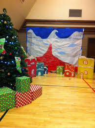 Whoville Christmas Tree by How The Grinch Found Christmas An Lds Ward Christmas Party Or