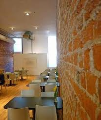 Lucca View The Dining Room Love Rustic Brick Walls