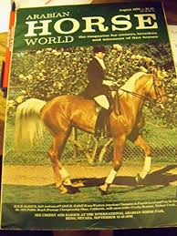Arabian Horse World November 1976 Volume 20 Number 2