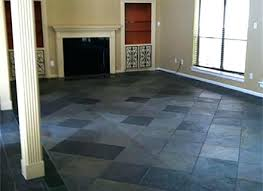Astonishing Slate Floors Flooring Pictures And Ideas In Living Room With Regard To Floor