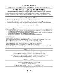 Legal Administrator Cv Sample Resume Samples Law Resumes Simple Attorney Free Career