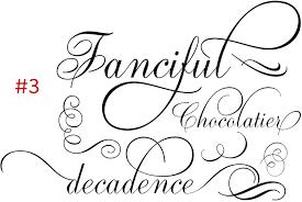 MyFonts Top fonts of 2007