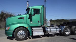 2013 Kenworth Day Cab 3 Axle T660 / Charter Trucks - U10576 - YouTube