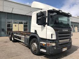 Scania P380 6x2 - Container Frame Trucks - Transportation - Suvanto ...