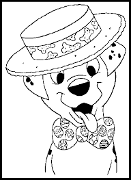 101 Dalmatiens Disney 8 Coloriage Les 101 Dalmatiens Coloriages
