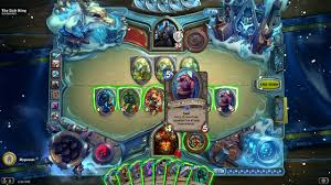 hearthstone knights of the frozen throne the lich king warrior