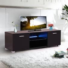 Buy LaModaHome Tv Stand Unit White Coloured Tv Unit Stylish
