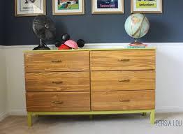Tarva 6 Drawer Chest Pine by Tarva To Midcentury Modern Dresser Ikea Hackers