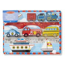 Melissa & Doug Vehicles Chunky Puzzle - £8.00 - Hamleys For Toys And ... Melissa Doug Fire Truck Floor Puzzle Chunky 18pcs Disney Baby Mickey Mouse Friends Wooden 100 Pieces Target And Awesome Overland Park Ks Online Kids Consignment Sale Sound You Are My Everything Yame The Play Room Giant Engine Red Door J643 Ebay And Green Toys Peg Squirts Learning Co Truck Puzzles 1