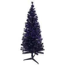 Fiber Optic Christmas Trees On Sale by 185 Cm Black Fibre Optic Christmas Tree No 16 Big W