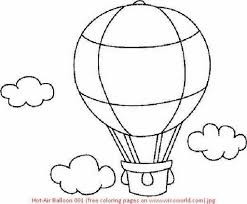 1000 Images About Hot Air Balloons On Pinterest Balloon For Coloring