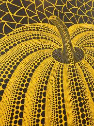 Yayoi Kusama Pumpkin by Yayoi Kusama Yayoi Kusama London Art And Mythology