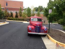 100 1947 International Truck Harvester KB2 Stepside Pickup Truck Classic Rat