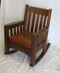 Bargain John's Antiques | Antique Mission Oak Rocking Chair ... Solid Peroba De Rosa Heavy Wood Rocking Chair Fniture Fascating Amish Chairs With Interesting Bz Kd20n Classic Wooden Childs Porch Rocker Natural Oak Ages 37 Lovely American Vintage Oak Antique Dexter Ash Duty Used For Sale Chairish Bent Style Jack Post Childrens Patio Of America Oria Brown Hardwood Michigan State