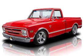 136041 1968 Chevrolet C10 Pickup Truck RK Motors Classic Cars For Sale