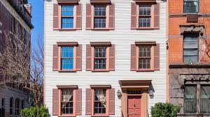 100 Homes For Sale In Greenwich Village New York Citys West An Original 197yearold