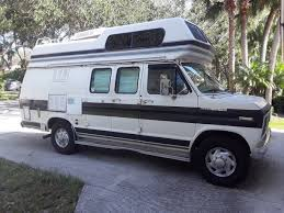 1988 Ford Econoline Conversion Camper Van