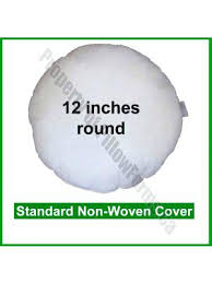 Fresh Round Pillow Form For Inch Round Pillow Form 25 Pillow Forms