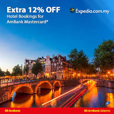 AmBank - Get Extra 12% OFF Hotel Bookings (Coupon Code ... Get 10 Off Expedia Promo Code Singapore October 2019 App Coupon Code Easyrentcars 5 Discount Coupon August 30 Off Offer Expediacom Codeflights Hotels Holidays Promotion Free 50 Hotel Valid Until 9 May Save 25 On Hotel Stays Of 100 Or More Discount From For All Bookings Made