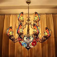 Stained Glass Dining Room Light Inspirational Fixtures And Creative