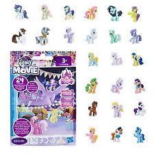 Case of 24 Hasbro My Little Pony Movie Blind Bag Figures Wave 23