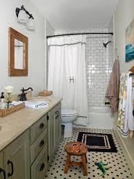black and white tile bathroom l ebeffa 140 charles nyc new