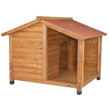 TRIXIE Rustic Large Dog House 39512