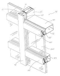 Kawneer Curtain Wall Cad Details by Pinterest The Worlds Catalog Of Ideas Curtain Wall Detail Wiring