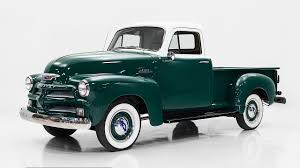 100 1952 Chevy Panel Truck 19471954 Chevrolet Pickup Trucks 13Motorscom