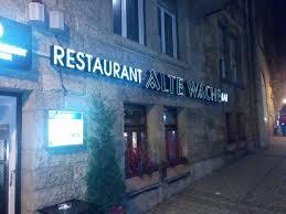 restaurant stuttgart alte wache gemütlich am kaminfeuer