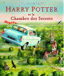 regarder harry potter et la chambre des secrets amazon fr harry potter à l école des sorciers beau livre