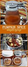 Pumpkin Spice Kahlua Drinks by Pumpkin Spice Simple Syrup