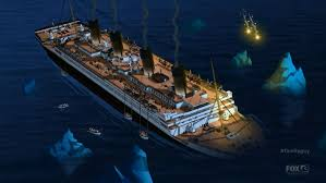 Sinking Ship Simulator The Rms Titanic by Sinking Titanic Sinks Ideas