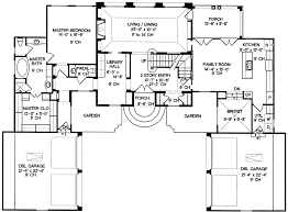 Blueprints House Plan 40855db Living In Style Minecraft Houses Blueprints