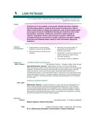 Example Of An Objective For A Resume Career Software Testing Com Ideas