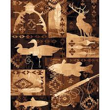 Country Style Rugs Roselawnlutheran For Area Ideas 19