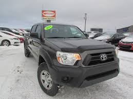 100 Used Toyota Tacoma Trucks For Sale 2014 For Sale In Corner Brook NL S