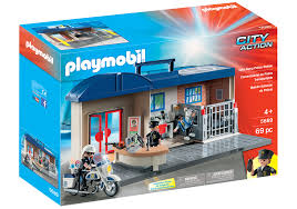 Take Along Police Station - 5689 - PLAYMOBIL® USA Playmobil Horse Farm Pictures Of Horses Playmobil Country Farm Youtube Vet Visit Carry Case 5653 Playmobil Usa Take Along Horse Stable 5671 Amazoncom 123 Large Toys Games 680 Best 19854 Images On Pinterest Bunny Barn 9104 With Paddock 5221 United Kingdom Toyworld Nz Pony Range Instruction 6120