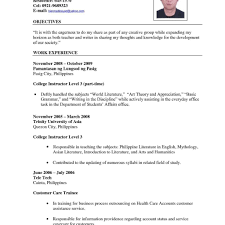 Sample Resume For Teachers Applicant Free Cover Letter Templates ... Sample Resume Format For Fresh Graduates Twopage 005 Template Ideas Substitute Teacher Resume Example For Amazing Cover Letter And A Teachers Best 30 Primary India Assistant Writing Tips Genius Guide 20 Examples Teaching Jobs By Real People Social Studies Teacher Sample Entry Level Job Professional