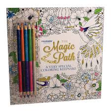 Colorama Relaxing Colouring Book For Adults
