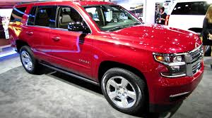 2015 Chevrolet Tahoe LTZ Exterior and Interior Walkaround 2013
