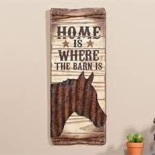 Home Is Where The Barn