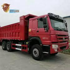 100 Semi Truck Trailers Sinotruk Howo 12 Wheels 45cbm Dump Tanker Dump Cement