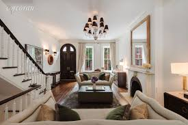 100 Homes For Sale In Greenwich Village Hilary Swanks Lovely Townhouse Lists For
