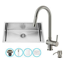 Stainless Steel Sink Grids Canada by Kitchen Faucets With Soap Dispenser In Canada